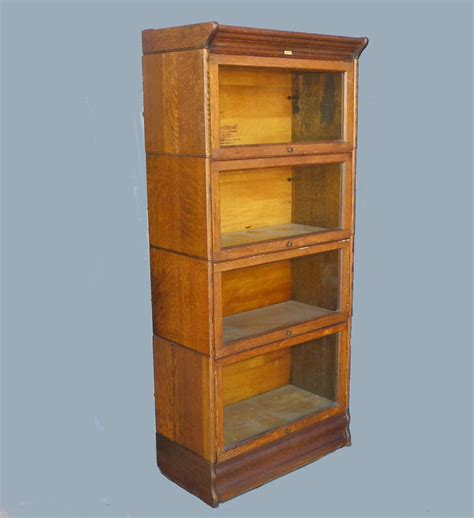 unfinished furniture barrister bookcase bargain john 39 s antiques blog archive antique oak