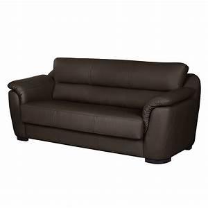 Sofa 3 Sitzer Mit Schlaffunktion : m ppm 03 00818 sofa alzira 3 sitzer kunstleder mit schlaffunktion vintage braun ~ Indierocktalk.com Haus und Dekorationen
