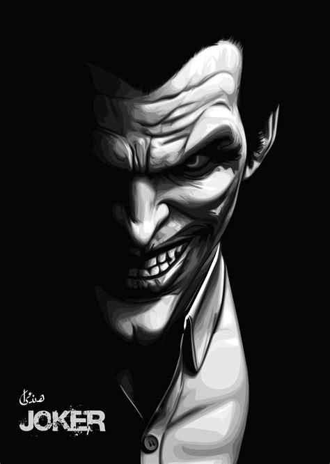 Pin by Mohamad Faez on my favorite   Joker, Vector art, Art