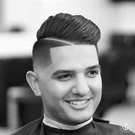 Pompadour Comb Over Hairstyles for Men