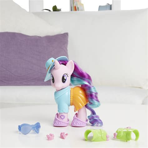 Amazon.com My Little Pony Explore Equestria 6-inch Fashion Style Set Starlight Glimmer Toys ...