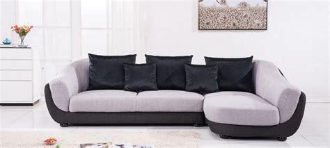 canape d angle en tissu canapé d 39 angle en tissu gris a petit prix