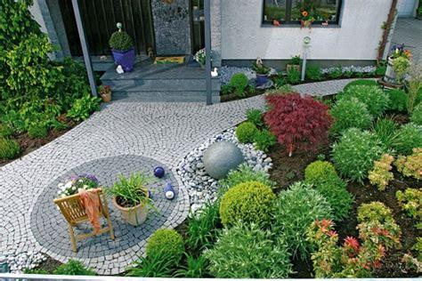 Garten Doppelhaushälfte Gestalten by Vorgartengestaltung Vom Reihenhaus M 246 Glich Und Wie