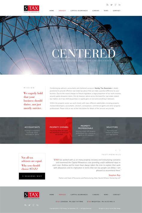 firm web designer professional web design financial web design corporate