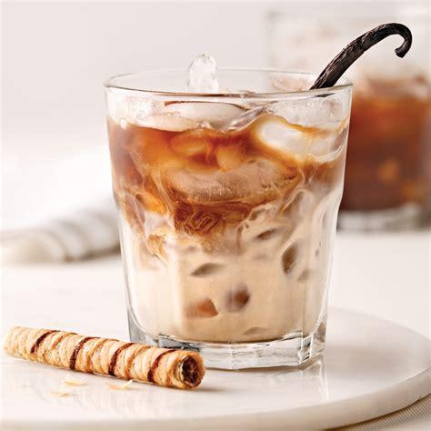 cuisine glace café glacé alcoolisé recettes cuisine et nutrition