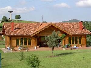 Chalet Bois Kit : jfr nature bois ~ Carolinahurricanesstore.com Idées de Décoration