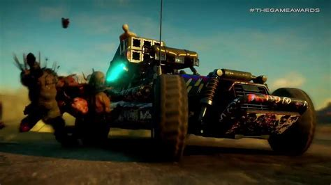 Rage 2 Release Date Announced