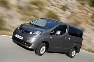 Nissan Nv200 Evalia : nissan nv200 evalia 1 5 dci el comercial privado ~ Mglfilm.com Idées de Décoration