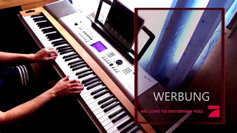 Prosieben ist ein deutscher privatsender. ProSieben Werbung (Piano Cover) - YouTube