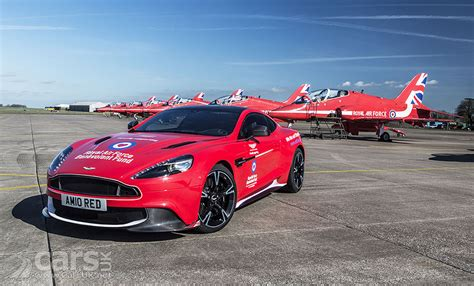 aston martin vanquish red aston martin vanquish s red arrows by q limited edition