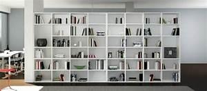 Bibliothèque Moderne Design : meuble biblioth que d clin en 25 exemplaires design ~ Teatrodelosmanantiales.com Idées de Décoration