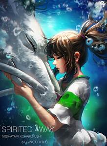 Spirited Away By Liang Xing On DeviantArt