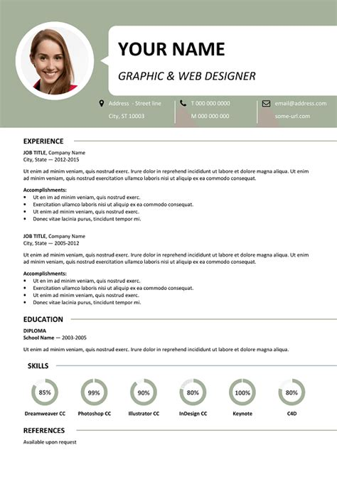 Free Color Resume Templates Word by Centrum Simple Resume Template