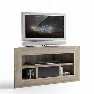 Meuble Tv En Coin : meuble tv d 39 angle bas denver ~ Farleysfitness.com Idées de Décoration