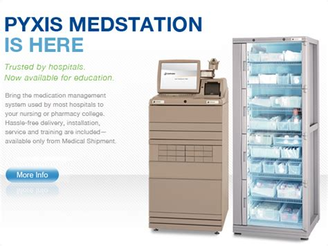 automated dispensing cabinets pyxis simulation healthcare simulation simulation in
