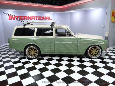 volvo  amazon restomod custom wagon   turbo