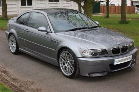 E46 Csl For Sale by Bmw E46 M3 Csl 1 Of 422 Uk Cars And 225 Grey Produced