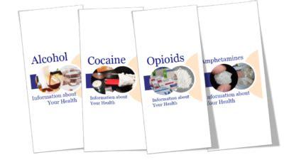 substance  brochures   patients ireta