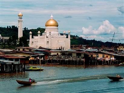Brunei Travel Kampung Air Ayer Kampong Seaman