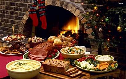 Christmas Foods Holiday Star