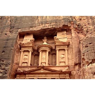 The Ancient City of Petra: Travel Through Petra in