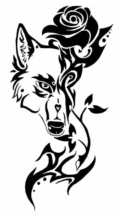 Celtic Tattoos Tribal Rose Transparent Clipart