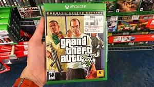 DO NOT BUY The Grand Theft Auto 5 Premium Edition! (GTA 5 Premium Online Edition Ripoff) - YouTube