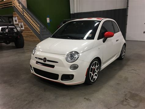 2012 Fiat For Sale by 2012 Fiat 500 For Sale In S Summit Missouri 64081