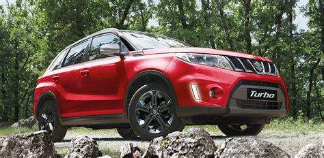 2016 Suzuki Vitara S Turbo pricing and specifications ...