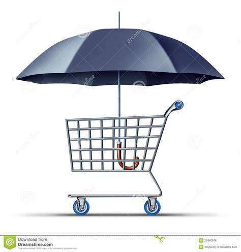 garantie et protection du consommateur illustration stock