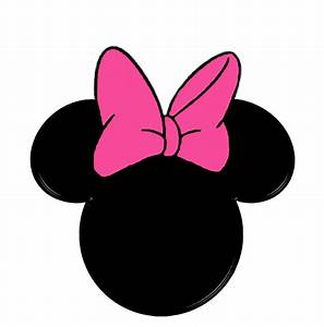 Minnie Mouse Ear Template Tutorial - Invitation Templates ...