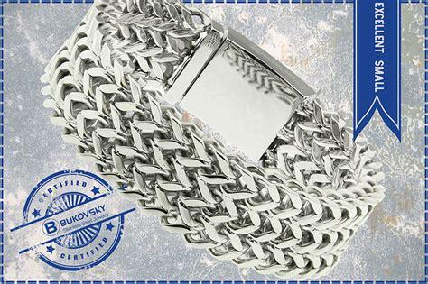 Stalen Armband Bukovsky Excellent Small  Gepolijst 316l
