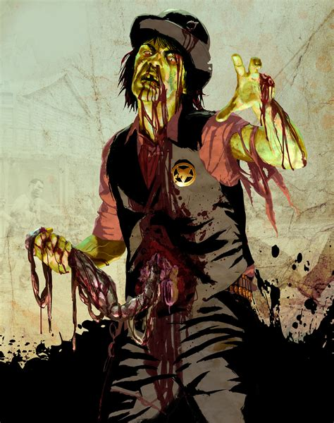 Anthony Macbain Red Dead Redemption Undead Nightmare