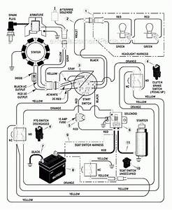 Murray 465306x8a Parts List And Diagram
