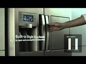 Samsung Side By Side Schwarz : e electrodomesticos presenta un frigorifico nico el samsung rsh 7 pnrs youtube ~ Indierocktalk.com Haus und Dekorationen