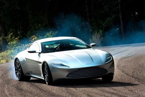 Test-driving James Bond's Snazzy New Aston Martin