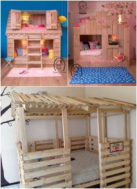 coolest diy kids pallet furniture ideas   instructions