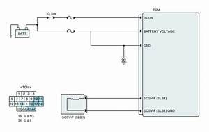 P0983  U2013 Shift Solenoid  Ss  D