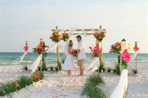 Destin Florida Weddings Packages Beach