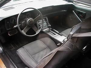 84 Chevy Camaro Berlinetta