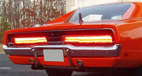 1959 Cadillac Tail Lights by 1969 1970 Dodge Charger Led Tail Light Panels Digi Tails