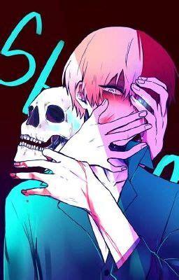 anime yandere  shots yandere villain shoto