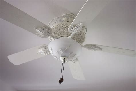 Shabby Chic Ceiling Fan Chandeliers   Home Design Ideas