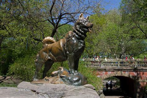 balto statue  central park