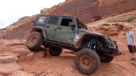 7 Mile Rim Jeep Wrangler Jk Off Road 4x4 Adventure Moab
