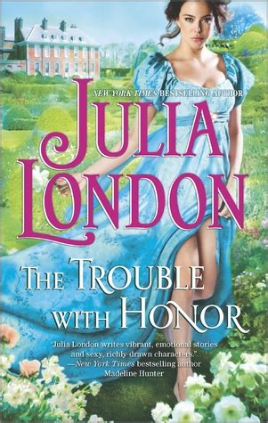 The Trouble With Honor The Cabot the trouble with honor the cabot 1 by