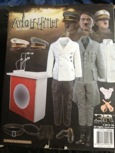 adolf hitler    action figure  sale  athy
