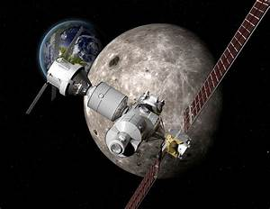 Deep Space Gateway & Transport: Concepts for Mars, Moon ...