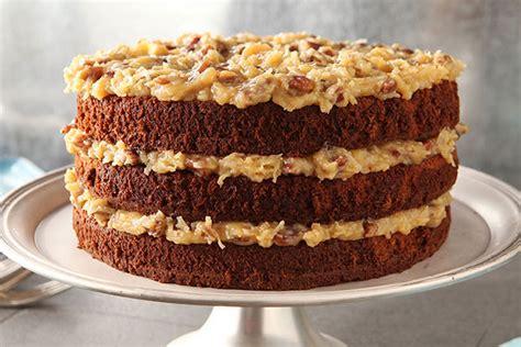 original bakers germans sweet chocolate cake kraft recipes