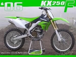 2004 Kawasaki Kx250f